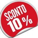Sconto -10%