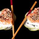 Cuore Tartara di Salmone Spicy