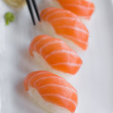 Box nighiri salmone 10